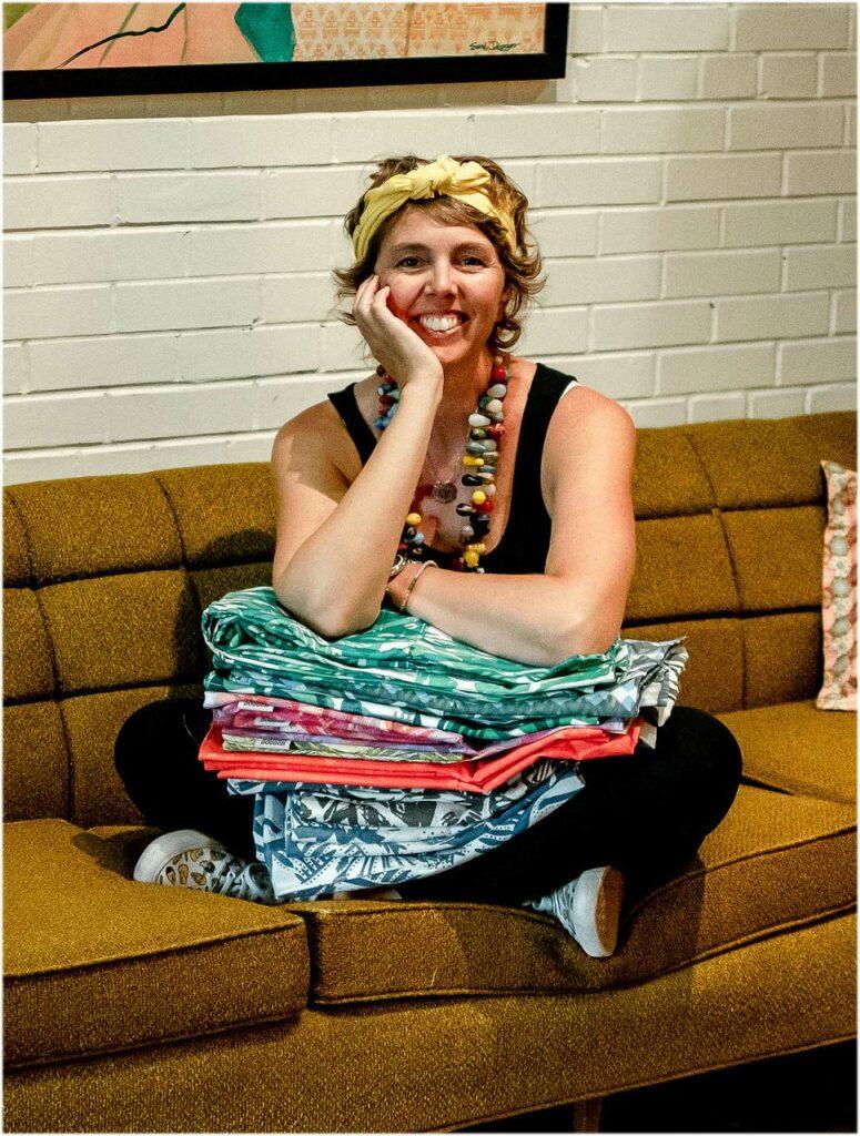 Sarah Dugger Fine Art and Textile profile image